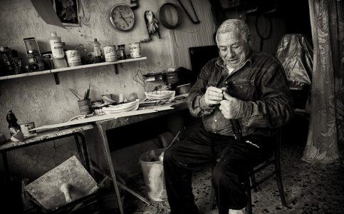Artisan Working Otranto Puglia